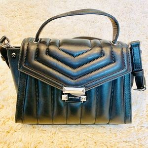 Michael Kors Whitney Quilted Leather Purse